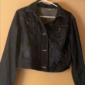 NYC blue jean Levi Jacket